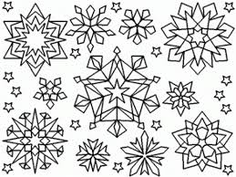 Snowflake Coloring Pages Epic Free