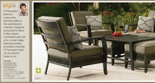 sears patio furniture sets laura williams