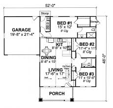 Craftsman Style Floor Plans Bungalow by 200 Best House Images On Pinterest Architecture Home Plans And