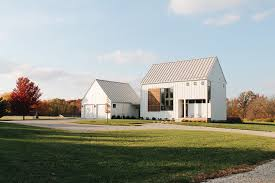 100 Modern Rural Architecture This Farmhouse In Indiana Is An Energy