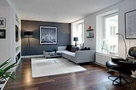 Contemporary Apartment Living Room Designs