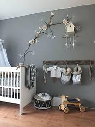 d oration de chambre pour b decoration de chambre pour bebe une chambre dinspiration nature pour