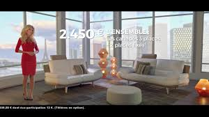 Chateau Dax Milan Leather Sofa by Spot Tv Chateau D U0027ax Soldes Janvier 2017 Youtube