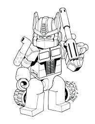 Transformers Coloring Pag TelematikInstitutorg