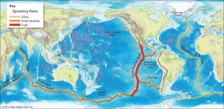 Sea Floor Spreading Animation Download by Cook Lowery15 Earth Science