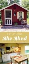 12 X 20 Modern Shed Plans by Best 20 Craft Shed Ideas On Pinterest She Sheds Little By