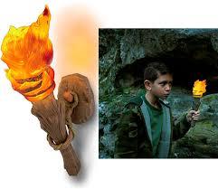 caveman torch wall sconce craziest gadgets