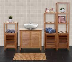 badregal hwc b18 badset badmöbel badezimmer badschrank