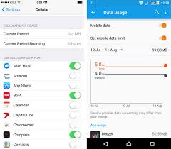 How to limit your phone s data usage Reviewed Smartphones