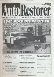 Auto Restorer : Articles- Feature Restoration 1944 Ford Stake Truck ... 1961 Tonka Aa Wrecker Truck For Parts Or Restoration Lofty Marketplace Vintage Truck Parts Restoration Ebay Toyz Chevy Trucks Unique 1955 Elegant 1979 Dodge New Cars And 3334 Mopar Restoration Service Ram Reproductions Antique Car Northern Rv Sale 196779 Ford 2012 By Dennis Carpenter Cushman 19472008 Gmc Accsories Fs1937 Ford 15ton For Antique Automobile Club Of