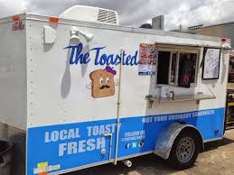 100 Food Trucks In Houston The Toasted Truck TX Pinterest