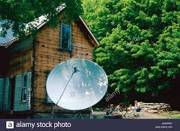 House With Satellite Dish In Yard Stock Photo, Royalty Free Image ... Commercial Sallite Dish Cleaning Extreme Clean Of Georgia Looking To Recycle Your Tv Read This First Backyard Shack And Sallite Dish Calvert Texas Photo Page Me My Husband Painted An Old Dishand Turned It Handy Mandys Project Emporium Patio Umbrella A Landed In Back Yard Youtube Recycled A Left Over Watering Can From Shack Bangkok Thailand With On Roof Stock Photo Large Photos Mounted Wooden Boardwalk Bamfield Vancouver Repurposed 8ft Backyard Chickens