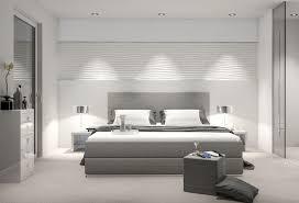 schlafzimmer mit boxspringbett einrichten schlafzimmer