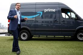 100 Ups Trucks For Sale Amazon Rolls Out Delivery Van Program For Entrepreneurs