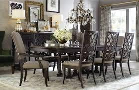Antique Formal Dining Room Table Sets Black