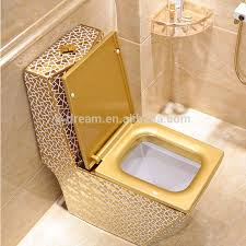 goldenes badezimmer ks d 04gpa design keramik toilette vergoldeter wassers chrank buy gold wasser closet keramik wc goldene bad product on