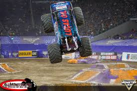 Minneapolis, Minnesota - Monster Jam - December 11, 2016 ... Best Of Monster Truck Grave Digger Jumps Crashes Accident Truck Crash Mirror Online First Successful Front Flip In A Was The Most Fun Kills Two Netherlands Youtube Accident Archives Biser3a 100 Toys Pax East 2016 Overwatch Monster Got Into A Car More Than Dozen Killed After Train In South Africa Sky Jam 2014 Avenger Crashrollover At Least 2 Killed Fiery Crash Fox Lake Cbs Chicago