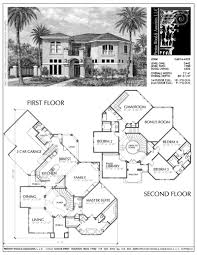 100 Picture Of Two Story House Plan C6014