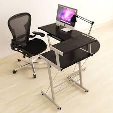 Modern Computer Desk L Shaped by Amazon Com Bhg L Shape Computer Desk Black Home U0026 Kitchen