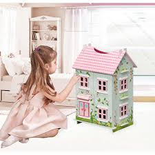 Sweet Pea Cottage Dollhouse 3 Levels Of Play 12