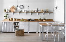 cuisine meubles blancs cuisines meuble de cuisine 20 exemples de mobiliers utiles