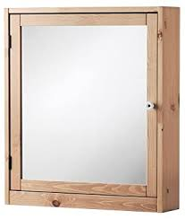 ikea silveran spiegelschrank hellbraun 60 14 68 cm