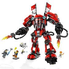 100 Lego Fire Truck Instructions LEGO Ninjago Mech 70615 Target