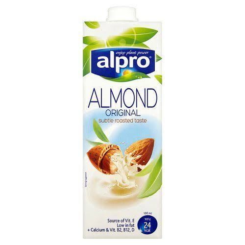 Alpro Roasted Almond Original Milk - 100ml