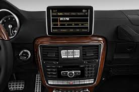 2014 Mercedes Benz G Class Radio Interior