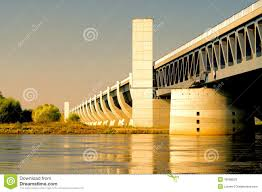 100 Magdeburg Water Bridge Stock Image Image Of Landmark 16588503