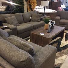 of Ashley HomeStore Madison WI United States The living room sofas