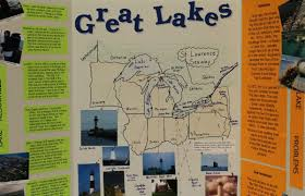 Trifold Display Board For Your Geography Fair Project