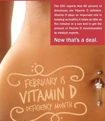 tanning beds and vitamin d