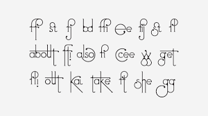 deco typography history the story the most successful crowdfunded font in history