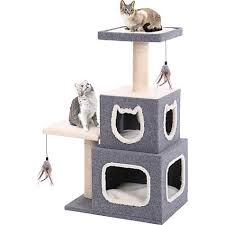 Cat Beds Petco by Penn Plax Cat Cube Tower Petco