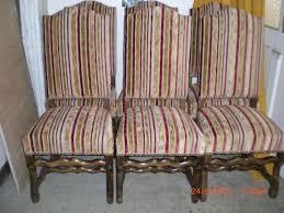 chaises louis xiii 6 chaises louis xiii atelier bacchetta
