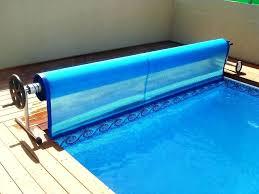 Diy Pool Cover Reel Solar Roller Swimming