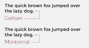 Free Font Alternatives to Designer Favorites