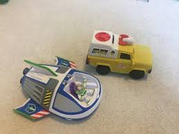 Disney Toy Story Buzz Lightyear Spaceship And Woody Pizza Truck Toys ... Filed23 Expo 2015 Pizza Planet Truck 20429455199jpg Real Toy Story Popsugar Family Lego Duplo Amazoncouk Toys Games In Co 402 A Truck From Drives By Paper Model Of The Movie Rescue Set 7598 Pizzas On Parade Here Are 12 Awesome Mobile Pizzerias Eater Toy Story 2 Pizza Planet Truck Scene Youtube Blazer Replace Gta5modscom Noticed Pizza Delivery In First Cars