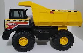 100 Steel Tonka Trucks 2012 Hasbro Classic Mighty Dump Truck 354 Very Nice