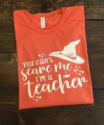 Halloween Pennant Mantel Scarf by You Can U0027t Scare Me I U0027m A Teacher Hallowen Design Teacher Cricut