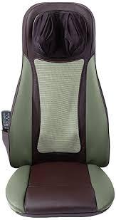 Amazon Shiatsu Massage Chair by Amazon Com Brookstone S6 Shiatsu Massaging Seat Topper Health