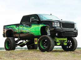 Gmc Rocky Ridge Trucks: The Biggest, Baddest Custom And Lifted ...