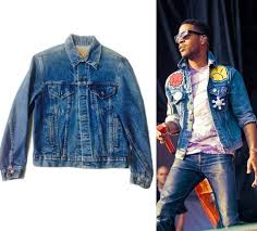 Vintage Denim Classics Are Always In Style Make This Jacket Your Own With Funky Appliques Or Easy Retro Styling Closet Freekz Understands The Need For