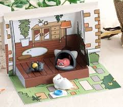 Lonerobot Psychara Meowoofau Neko Atsume Toys Now Available It Was Only A Matter Of Time Until Kitty Collector Got Its Own Toy Line