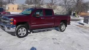 100 Gm Trucks Forum 2015 Chevrolet 2500 Leveling Kit Before And After YouTube