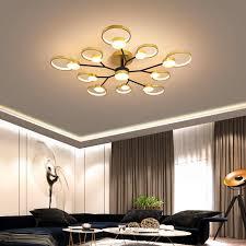 nordic led deckenleuchte flur le led deckenleuchte wohnzimmer wohnzimmer schlafzimmer decke licht fans decke ligting