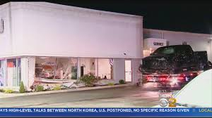 Pickup Truck Crashes Into Greensburg Dealership, Police ... Truckstopper 2 From Safetyflex Crash Involving Greyhound Bus Headed For Socal Leaves At Least 4 Video Dashcam Video Captures Deadly Semitruck Crash On Us 93 Crazy Dumb Dump Truck Driver Destroys Highway In Epic Saudi Now Beamngdrive Mod Blk Maz535 Test Fatality In I24 Wdef Semi Closes All Eastbound Lanes Of I40 Near Route 66 Casino Ford Recalls F150 Pickup Trucks Over Dangerous Rollaway Problem Excavator Children Car Toy Videos For Kids Rollover Accident The Homestead Kids Troopers Seek Possible Witness Fatal Tanker Truck Rollover Cstruction Videos Cars 3 Mack Trouble With Train