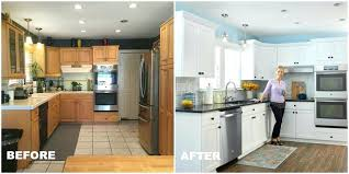 Kitchen Facelift Before And After Makeovers Make A Day Makeover