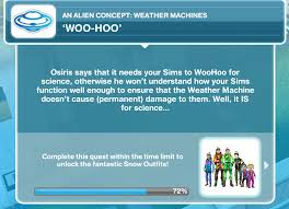 Sims Freeplay Halloween 2015 by An Alien Concept Weather Machines U2013 My Sims Freeplay Blog